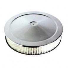 14 x 3 chrome air cleaner