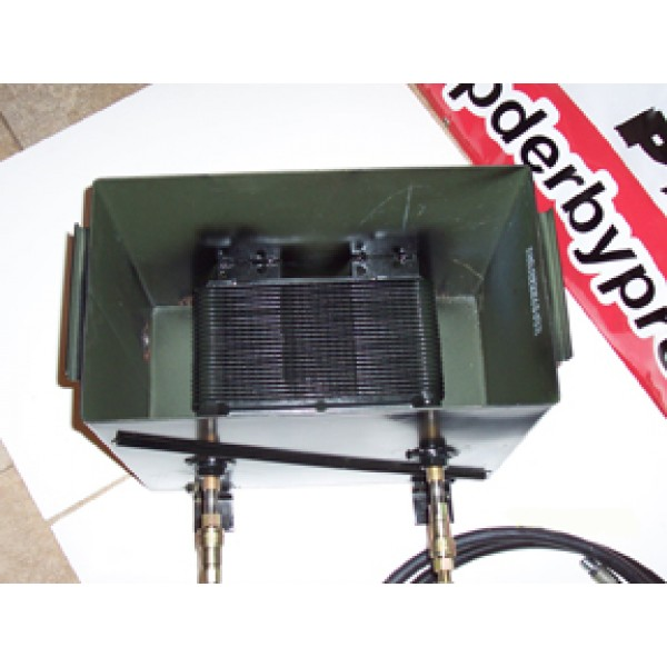 Super Heavy Duty Trans Cooler (The Super Dawg) (Trans Coolers) by www.mopderbyproducts.com