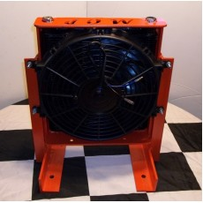 HD floor Mounted Fan Cooled Transmission Cooler
