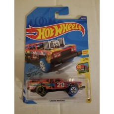 bruise cruiser hot wheel