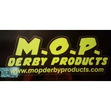 M.O.P. Derby Products Decals