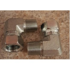 3/8 swivel elbows