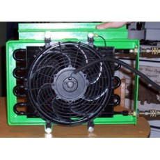 Cage Mounted Fan Cooled Transmission Cooler